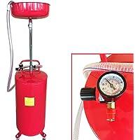 Ölauffangwanne 80 l Öl Ölauffangbehälter Ölablassgerät Ölwanne Ölauffanggerät