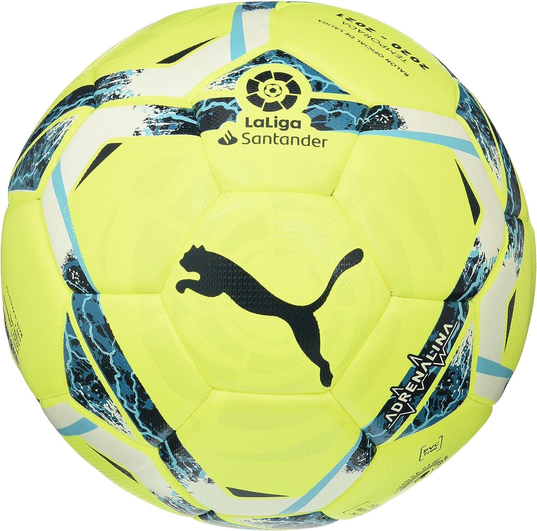 PUMA Laliga 1 Adrenalina Hybrid Ball Balón de Fútbol, Unisex Adulto: Amazon.es: Deportes y aire libre