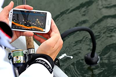 Deeper DP0H10S10 P Wireless Sonar Smart Fish Finder Review 05