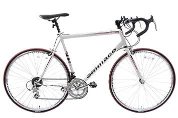 Ammaco Xrs300 Gents Sports Road Bike 14speed Drop Bar Racer 53cm