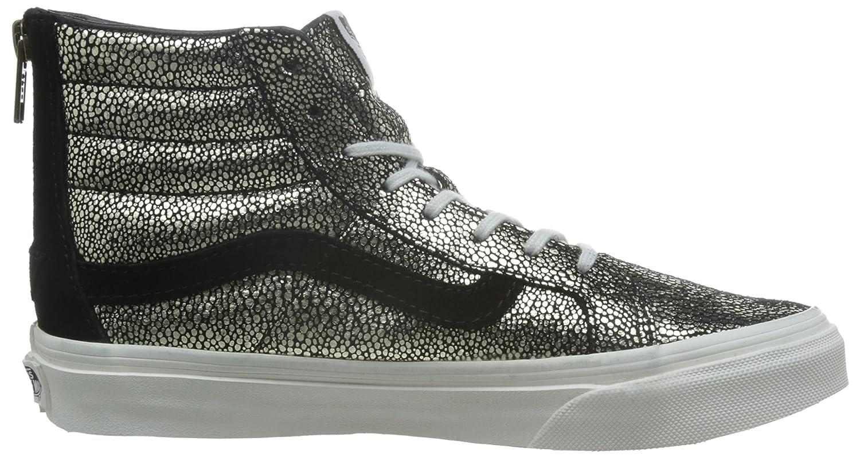 Vans Sk8-Hi Slim Zip Gold Dots High-Top Skateboarding Shoe: Vans:  Amazon.ca: Shoes & Handbags