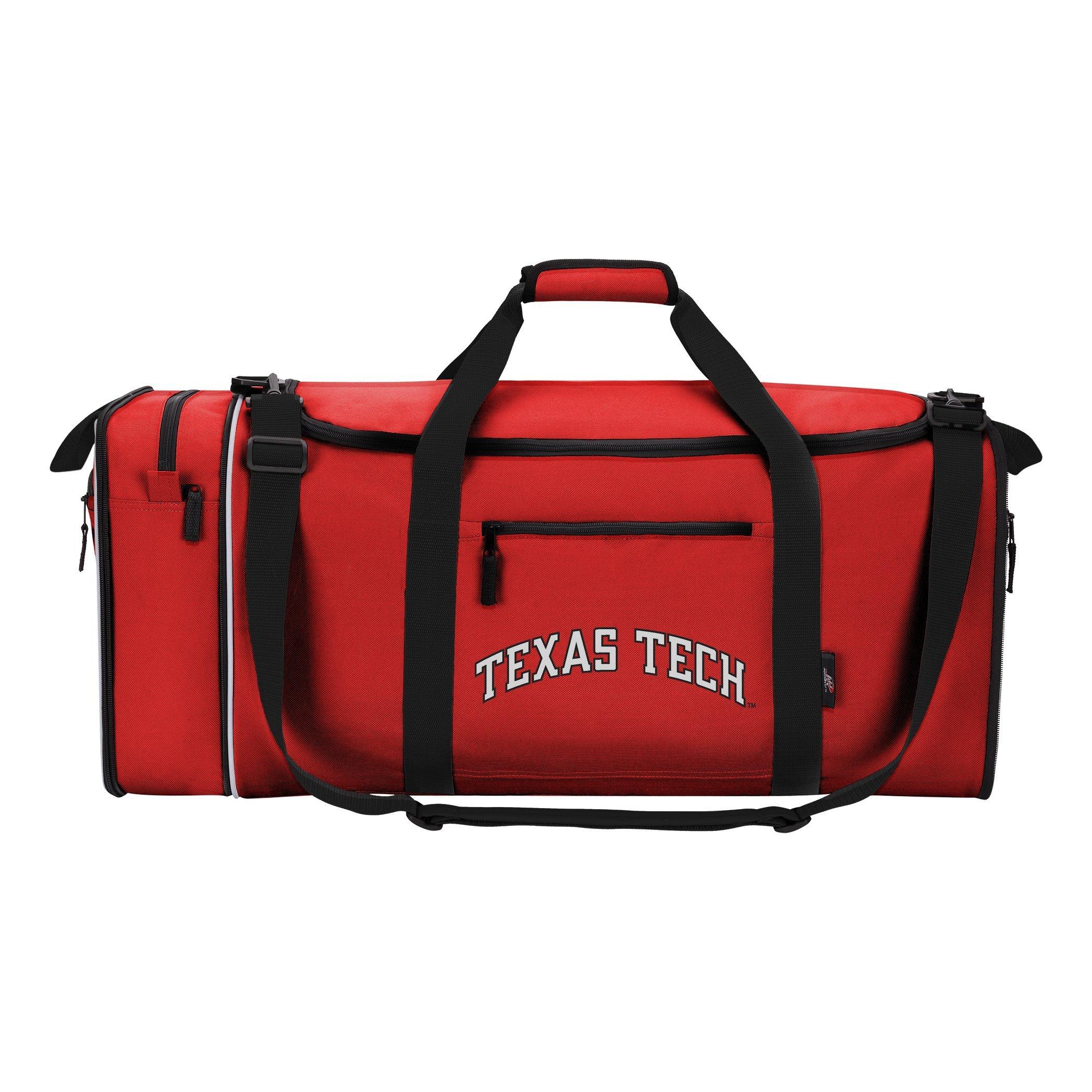 NCAA Oklahoma State University ''Steal'' Duffel Bag, One Size, Black