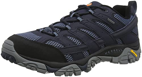 acheter en ligne 04404 479cd Merrell Men's Moab 2 Gtx Low Rise Hiking Boots