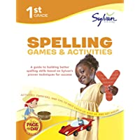 1st Grade Spelling Games & Activities: Activities, Exercises, and Tips to Help Catch Up, Keep Up, and Get Ahead