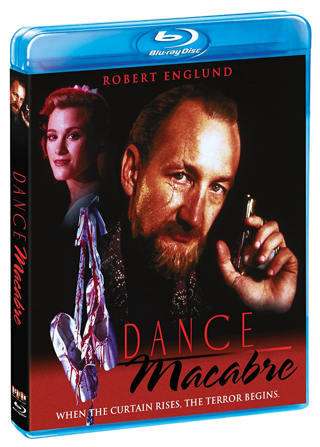 Amazon com: Dance Macabre [Blu-ray]: Robert Englund, Greydon