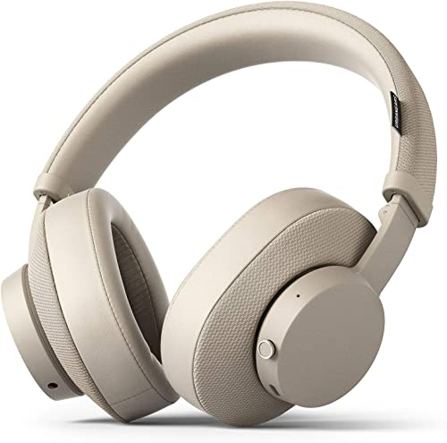 UrbanEars Pampas Over-Ear Bluetooth Headphohones, Almond Beige