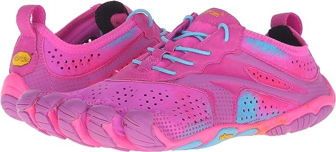 Vibram FiveFingers V-Run, Zapatillas de Fitness Mujer: Amazon.es: Zapatos y complementos