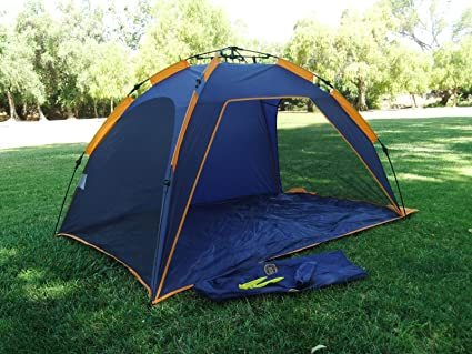 Image Unavailable & Amazon.com: Push up instant Beach Tent Beach: Sports u0026 Outdoors