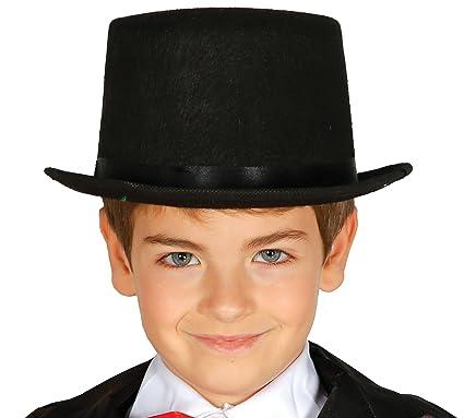 Guirca Sombrero chistera fieltro infantil Talla única 13680.0 ... fe63a1c3502