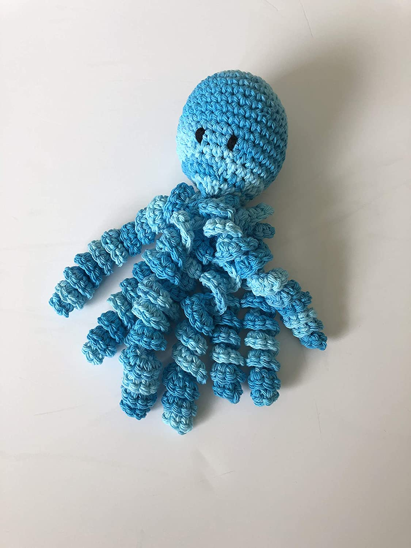móhu — amigurumi octopus pattern This simple amigurumi... | 1500x1125