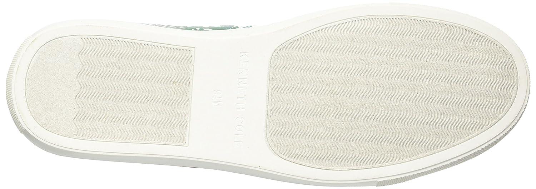 Kenneth Cole New York Women's Kam Palm Print Lace-up Sneaker B079ZZX4T1 6.5 B(M) US|Green/Multi