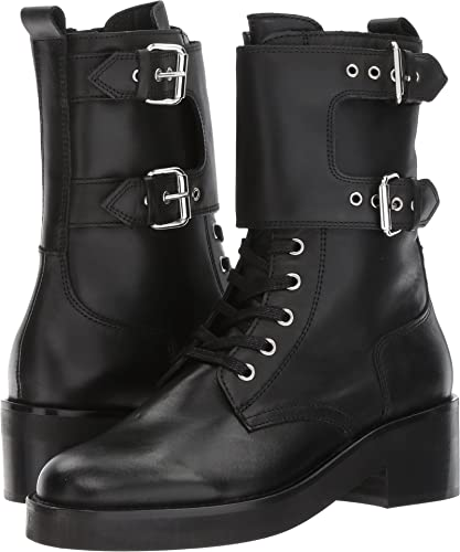 the kooples lace up boots