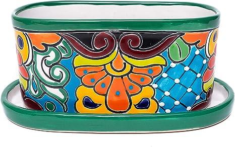 Talavera Ceramic Light Decor