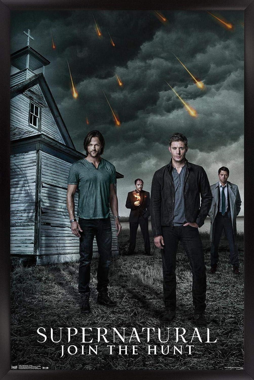 Trends International Wall Poster Supernatural Church, 22.375 x 34