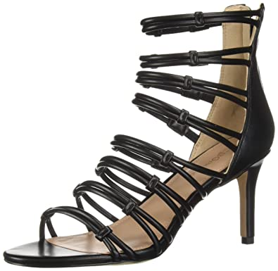 d1e95d90b BCBG Generation Women s Maria Strappy Sandal Pump Black 5 ...