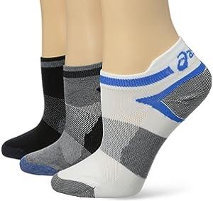 asics low cut socks sizing