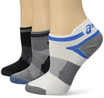 asics low cut socks white