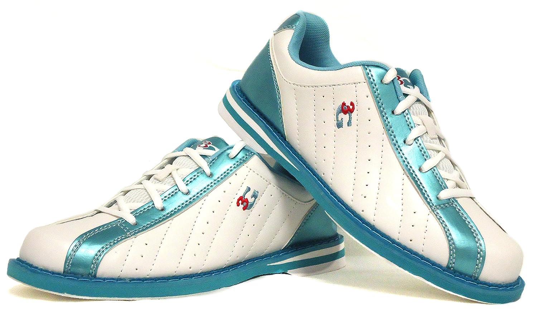 3G 900 Global bei EMAX Bowlingservice Bowling-Schuhe, 3G Kicks, Damen und Herren, für Rechts- und Linkshänder in 7 Farben Schuhgröße 36-48