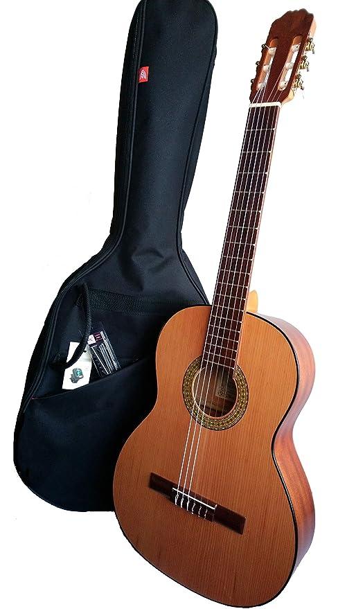 MARCE PACK INICIACION Guitarra Clasica de estudio (caja armónica ...