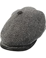 8 teilige Flatcap in 3 Farben