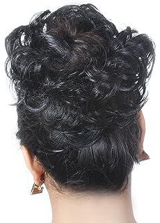 Majik 3 Rubber Band Style Hair Juda Small Brown 4045 Amazon