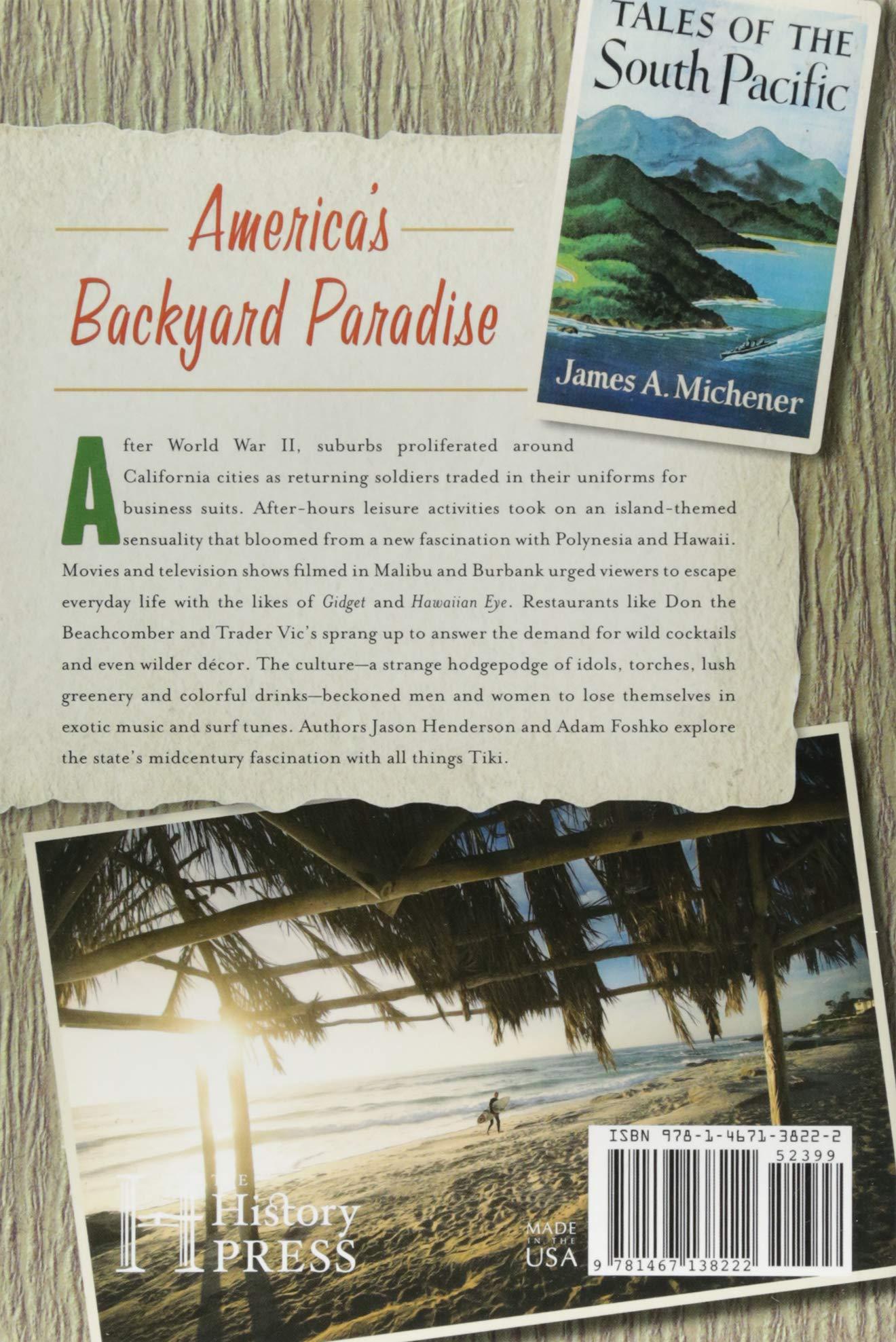 Verbazingwekkend California Tiki: A History of Polynesian Idols, Pineapple YF-49