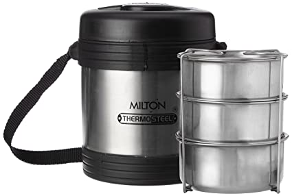 f842479e79d4 Milton Legend Stainless Steel Container Set, 690ml, Silver