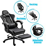 Dowinx Gaming Chair Ergonomic Office Recliner for