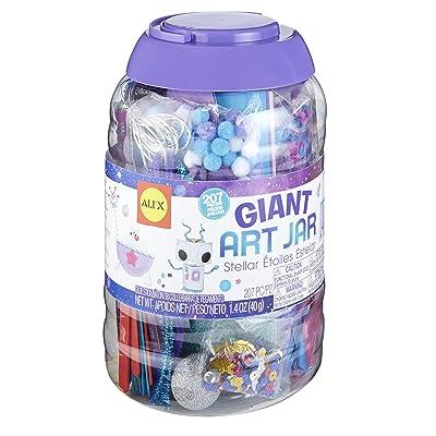 Alex Giant Stellar Art Jar Kids Art and Craft Activity: Toys & Games