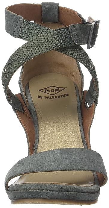 PLDM by Palladium Ficaria Sud, Sandales Bout Ouvert Femme  Amazon.fr   Chaussures et Sacs 0d0d4ebb28b5