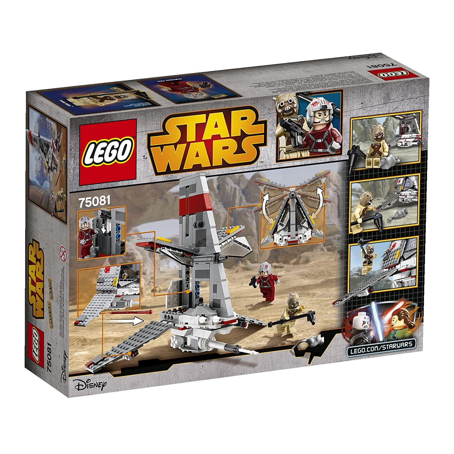 Amazon LEGO Star Wars T 16 Skyhopper Toy Toys & Games