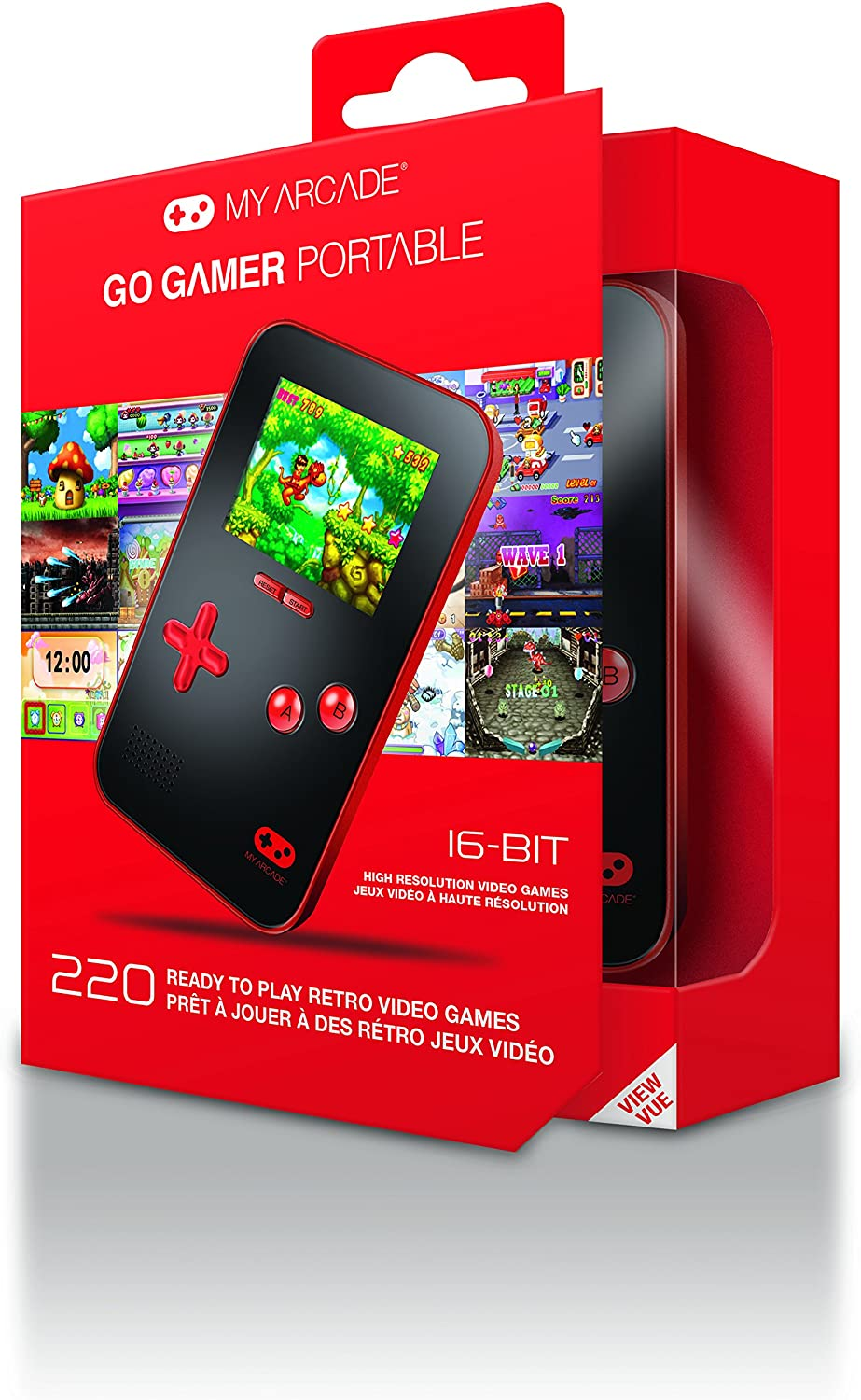 Arcade GoGamer Portable Gaming Screen electronic Image 2