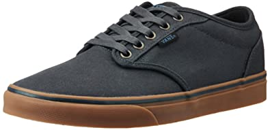 Image Unavailable. Image not available for. Colour  Vans Men s Atwood Navy  Blue Sneakers ... 54a9fd9e58