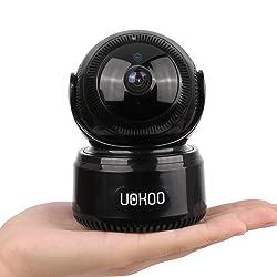 Wireless Security Camera, UOKOO 1080P 2 Megapixel HD Home WiFi Wireless Security Surveillance Camera