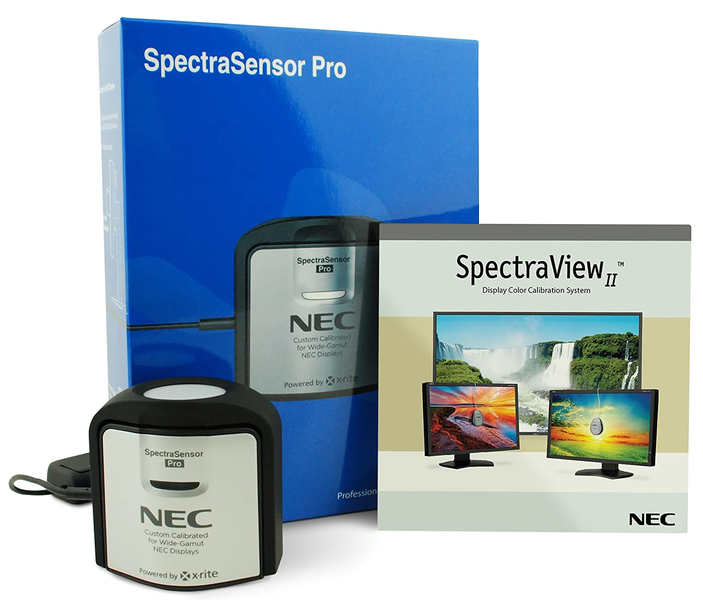 NEC SpectraView II Color Calibration Kit (SVII-PRO-KIT)