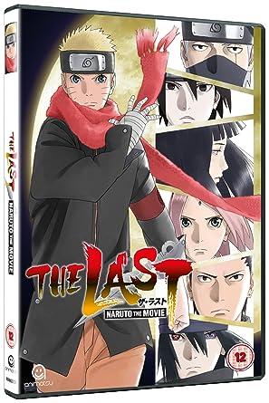 The Last Naruto Movie [DVD] [Reino Unido]: Amazon.es ...