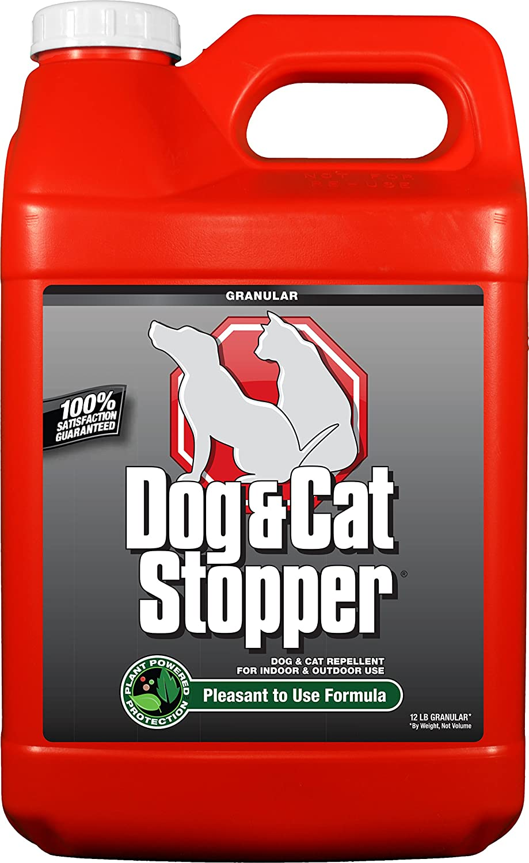 Messina Wildlife Dog & Cat Stopper Pest Repellant, 12 lb WW-G-010