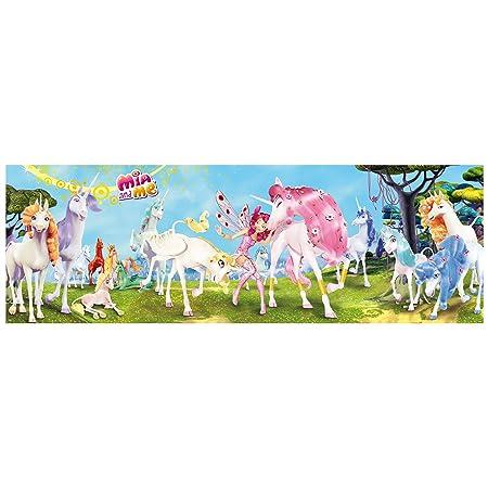 Mural de ventana Mia And Me – unicornios de Centopia, pegatina de ...
