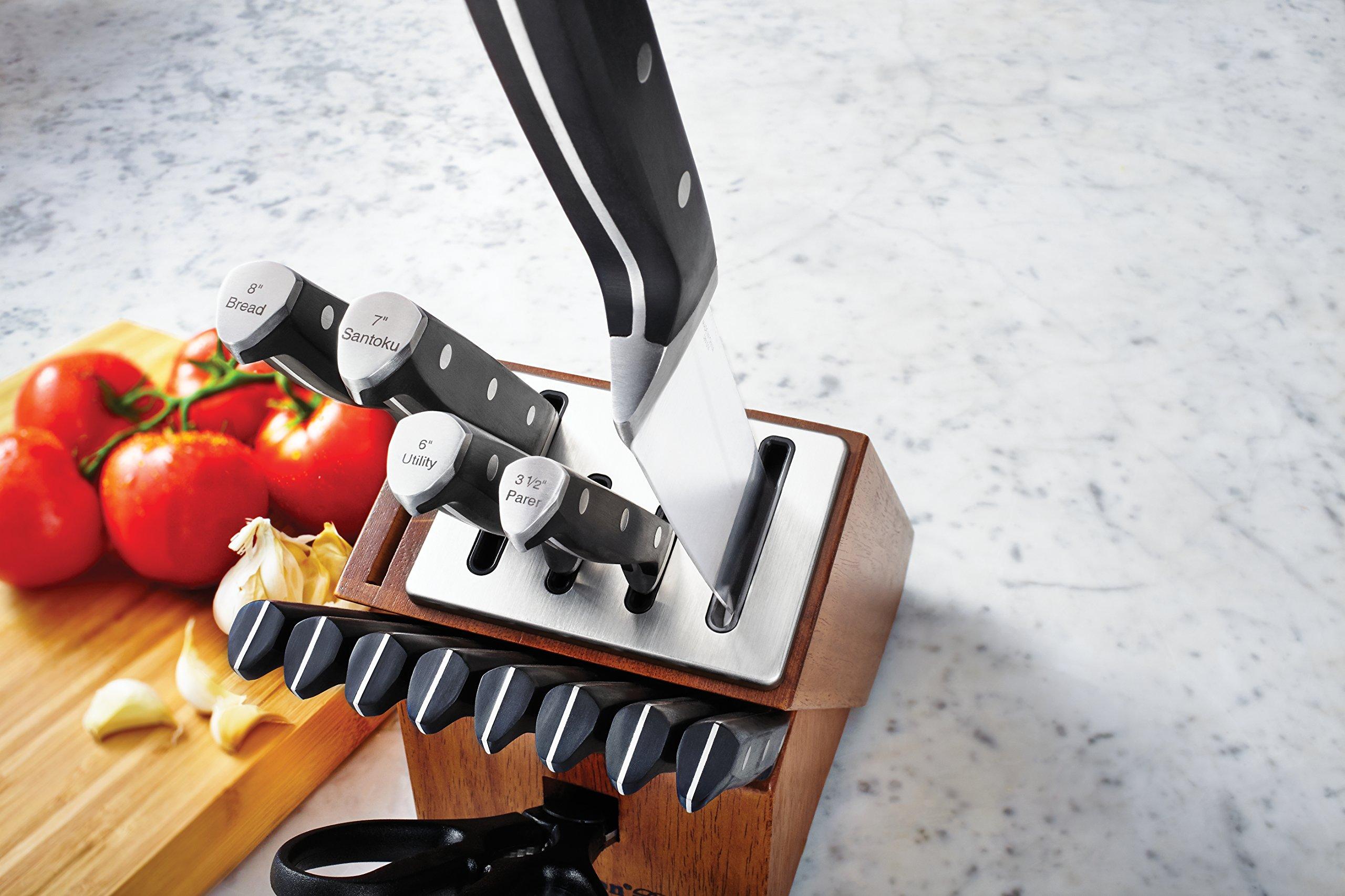 Calphalon Classic Self-Sharpening 15-pc. Cutlery Knife Block Set by Calphalon (Image #4)