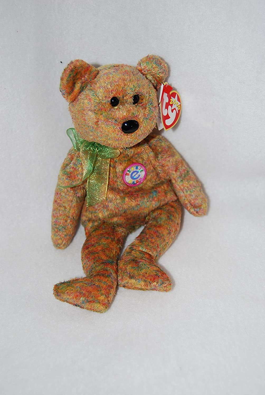 BB-SPECKLES e-Beanie Ty Beanie Babies Speckles the Bear