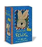 Briefe von Felix - Geschenk-Edition (mit DVD Nr. 6 und Original Felix-Kuschelhasen)