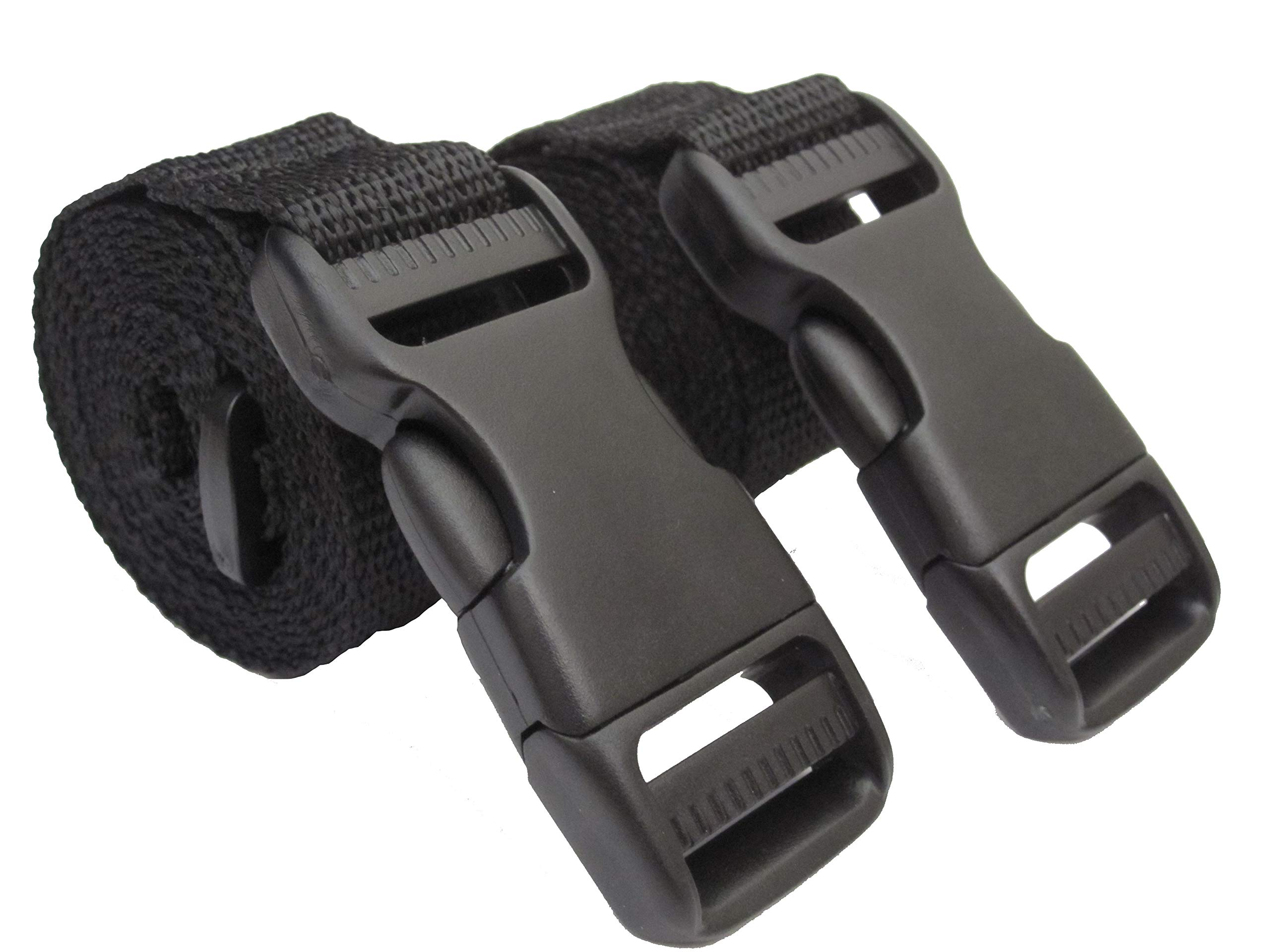 Molle Backpack Accessory Straps Quick Release Buckle Made in USA