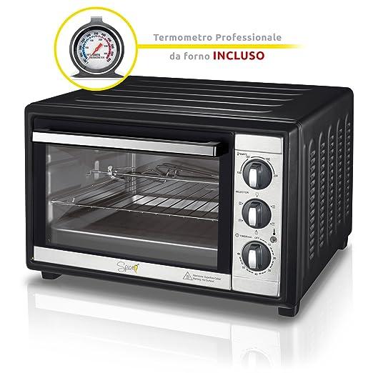 Spice Habanero 60 litros horno horno eléctrico ventilado doble ...