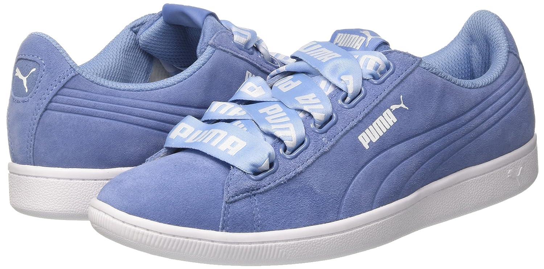 Puma Puma Puma Damen Vikky Ribbon Bold Sneaker Blau (Allure) 10f951