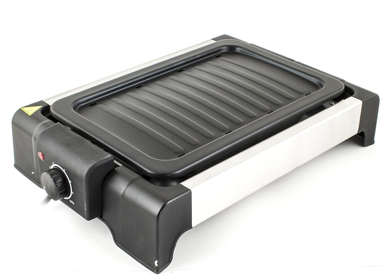 NJ-8006 Electric Barbecue BBQ Grill Thermostat 1500W Fontron Ltd