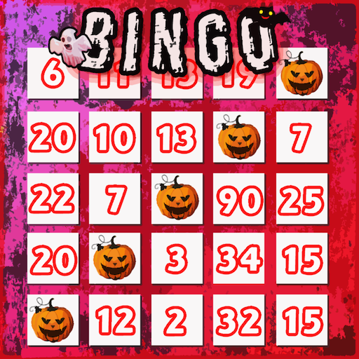 Halloween Bingo Maths for Kids ()