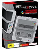 New Nintendo 3DS XL Console SNES Edition