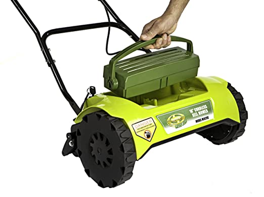 Amazon.com: Sun Joe mj420 C MOW Joe 16-Inch 24 V Taladro ...