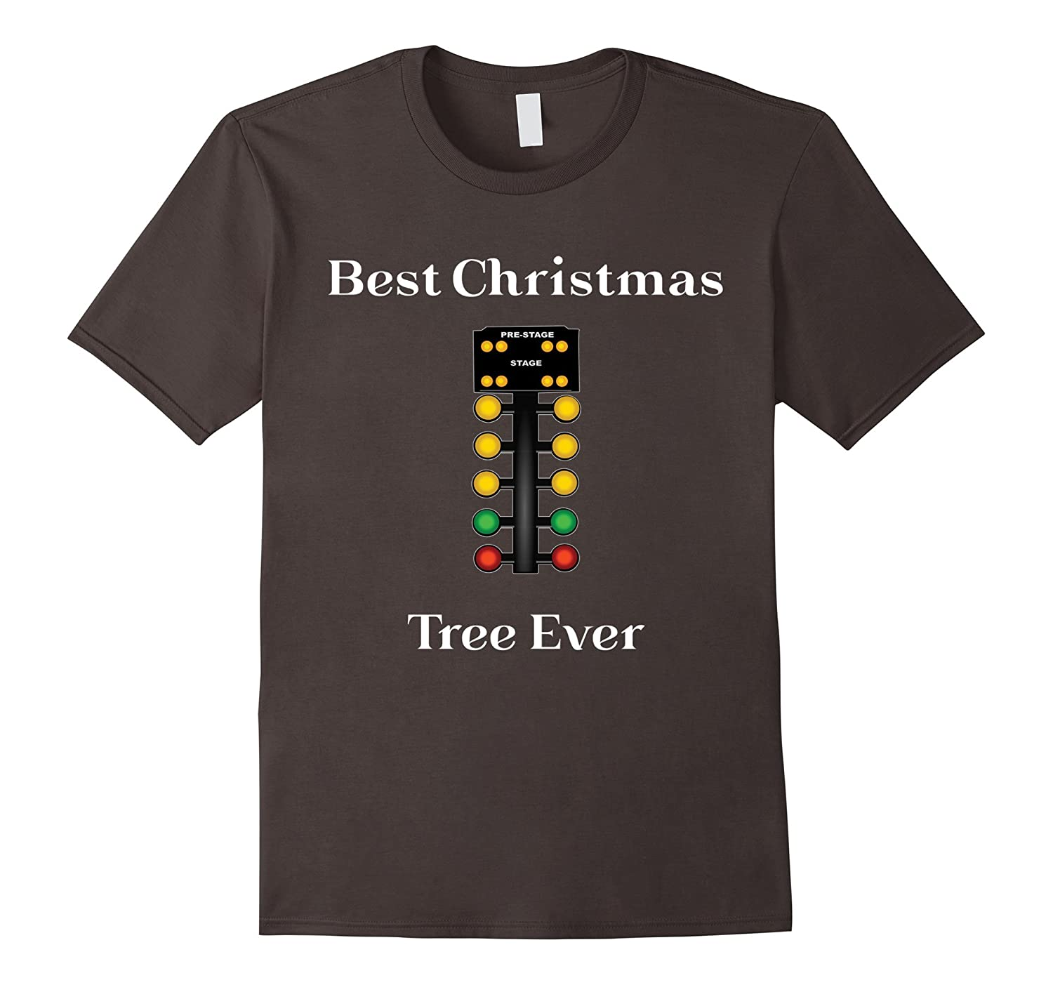 Best Christmas Tree Ever – Drag Racing T Shirt