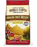 Whole Earth Farms Grain Free Recipe Dry Dog Food
